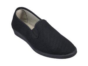 PANTOFOLA DONNA IN RETE ELASTICI 5555380 Pantofole Tela Donna