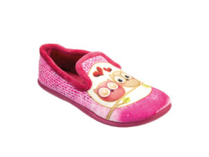 PANTOFOLA BAMBINA IN TESSUTO MORBIDO 9330147 Pantofole Bambina