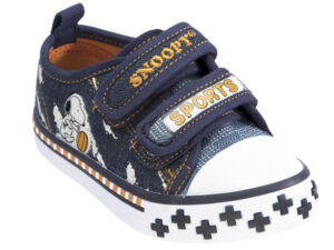 SCARPA BAMBINO SNOOPY IN TELA 2215685 Scarpine Tela Snoopy